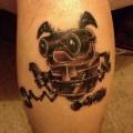 Space Pug, 'Felix' named after Felix Baumgartner