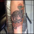 Tattooed by Tracy D of Kings Cross Tattoo Parlour
