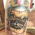 Bullet the Pug - Submitted by Sarah Sahara from Germany