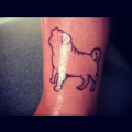 Tattooed by Hollie at Indigo Tattoo in Norwich, UK
