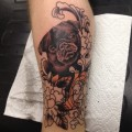 Tattooed by Joey Luck of Tattooed Planet Classic Tattoo Parlor