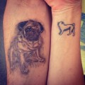Two Pugs - Submitted by Kristina Pynzar