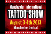Manchester International Tattoo Show (UK) – Tattoo Convention August 2013