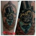 Tattooed by Anastasia Grr (Nasti Nasti), Austria