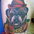 Tattooed by Bill Crawford
