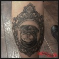 Tattooed by Peter Belson from Dragon Strip Tattoos, Southampton, UK