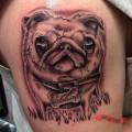 Artist: Josh Herrera Skin Factory Tattoos, Las Vegas, USA