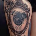 Artist: Stephanie Flannery of Golden Rule Tattoo