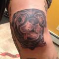 Artist: Dominic Piccirillo at Brass City Tattoo