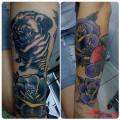 Artist: Maxim Matsukevich of Mir Tattoo, Moscow, Russia