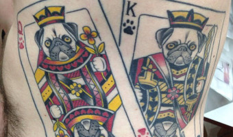 king-and-queen-pug-rib-pug-tattoo-on-michie-kojima-of-sacred-heart-tattoo-in-vancouver-b-c
