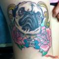 RIP Yoda - by Amanda Noelle