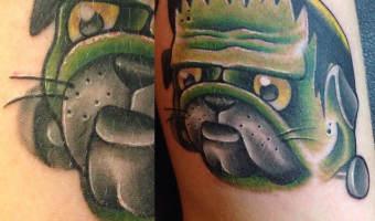 franken-pug-arm-pug-tattoo-by-josh-herrera-las-vegas-usa