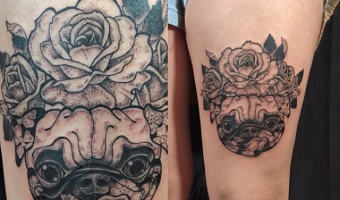 leg-pug-tattoo-on-meganchanelle-by-rkm_tattoos