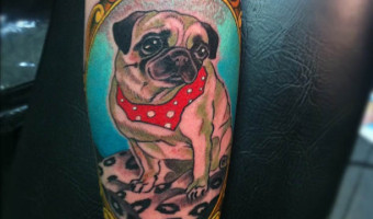 arm-pug-tattoo-by-trishbee