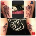 Artist: Josh Rutski of Renaissance Tattoo, Buffalo, NY