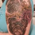 Artist: Melissa Valiquette of DFA Tattoos, Montreal