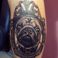 Artist: Suzanna Fisher of Bellwether Tattoo