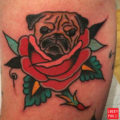 Artist: Charles Allard of la Suite Tattoo Club QuebecCity