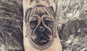 foot-pug-tattoo-on-kimberly-harris-by-vee