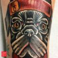 Artist: Robert Medler of Zum Fahrmann Tattoo