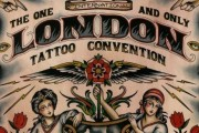 The 8th International London Tattoo Convention 2012 to Take Place on September 28-30