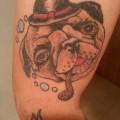 Tattooed by Haydn's friend Ishi