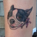 Tattooed by Kapten Hanna at Idle Hand Tattoo in San Francisco, CA, USA
