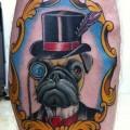 Tattooed by Jon Mesa at Sacred Tattoo, NYC, USA
