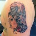 Bulldog Hat - Tattooed by Niall Barton at Unique Inc Tattoos
