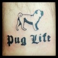 Pug Life - Thanks @artbyrivas