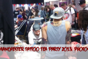 Manchester Tattoo Tea Party 2013 (Photos)