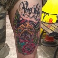 Pug Life - Tattooed by Alasdair at Native Ink Tattoo Studio