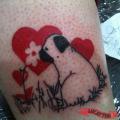Tattooed by Andrew Yayzus - facebook.com/yayzus