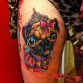 Tattooed by Andy Walker at Creative Vandals, Hull