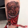 Artist - Mike Cann at Folk City Tattoo, Suffolk, Virginia, USA
