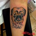 Ettore - Tattooed by Daniela of Family Affair Tattoo Studio