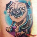 Tattooed by Marty Riet of Black 13, Nashville, USA