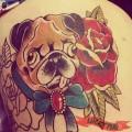 Work in Progress - Tattooed by Ben Snowshall
