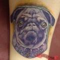 Tattooed at  Broken Clover Tattoo, Tucson, USA