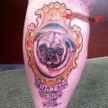 Tattooed by Nic Terramiggi, Upstate, New York, USA