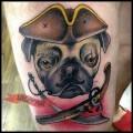 Tattooed by by Daryl Watson of Rock n Roll, Glasgow
