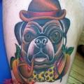 Tattooed by Bill Crawford