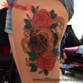 Tattooed by Fillipe Pacheco (Brazil)