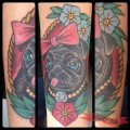 Tattooed by Joan Cinder