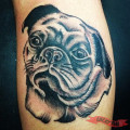 Artist: Tumbleweed Tomas of Liberty Tattoo, Seattle, WA, USA