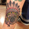 Artist: Jason Brown at Liquid Courage Tattoo, Omaha, NE, USA