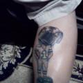 Artist: Aaron at UBX Tattoo, Virginia Beach, USA