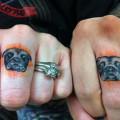 Artist: Jen at Hooligans Tattoo, USA