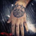 Artist: Sostenes Lopes of Mahadeva Custom Tattoo, Brazil